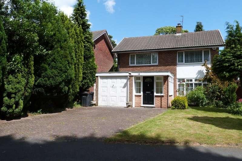 3 Bedrooms Detached House for sale in Hillcrest Road
