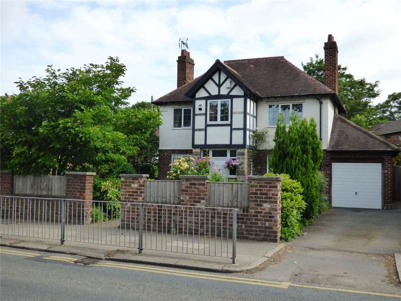3 Bedrooms Detached House for sale in Leyfield Road, Liverpool, Merseyside, L12