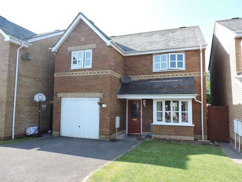 4 Bedrooms Detached House for sale in Ger Y Nant, Birchgrove