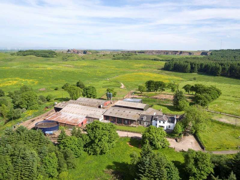 Farm Commercial for sale in Nether Bracco Farm, Caldercruix, Airdrie, North Lanarkshire, ML6