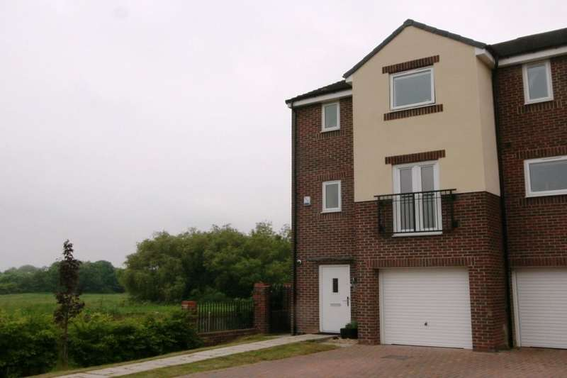 4 Bedrooms Semi Detached House for sale in Riverside Mews, Pottery Wharf, Thornaby, Stockton-On-Tees, TS17