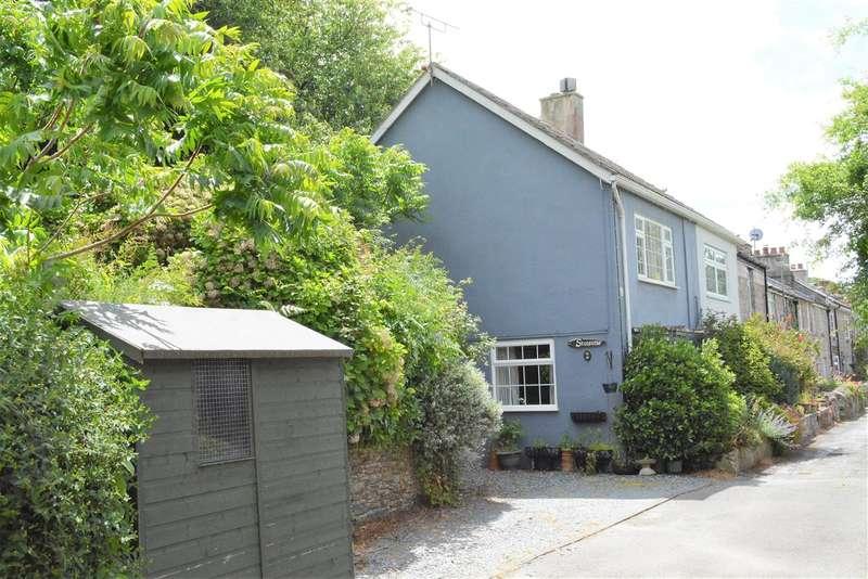 2 Bedrooms Terraced House for sale in Pentewan, St Austell, Cornwall, PL26