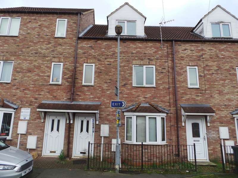 3 Bedrooms Terraced House for sale in Parish Mews, Gainsborough DN21