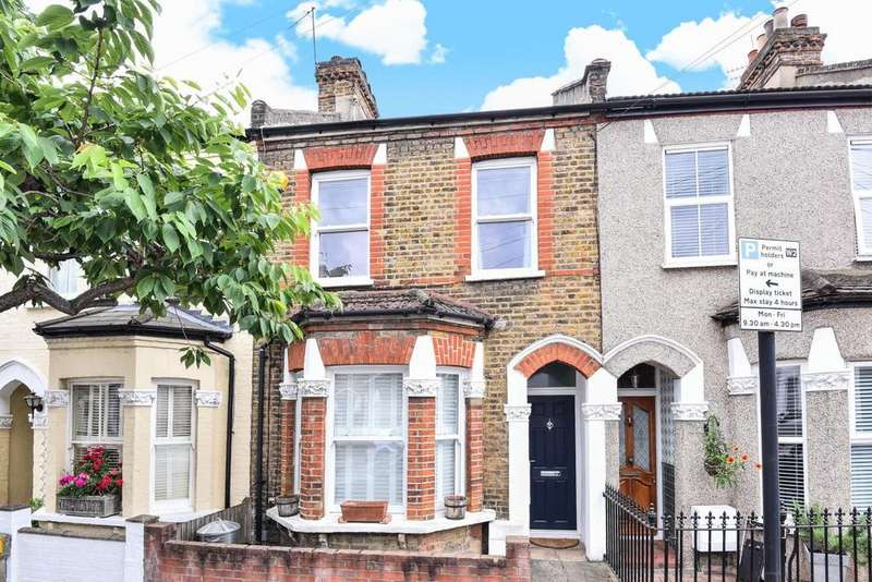5 Bedrooms Terraced House for sale in Camborne Road, Southfields