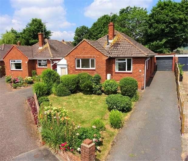 3 Bedrooms Detached Bungalow for sale in Mayfield Road, Pinhoe, EXETER, Devon