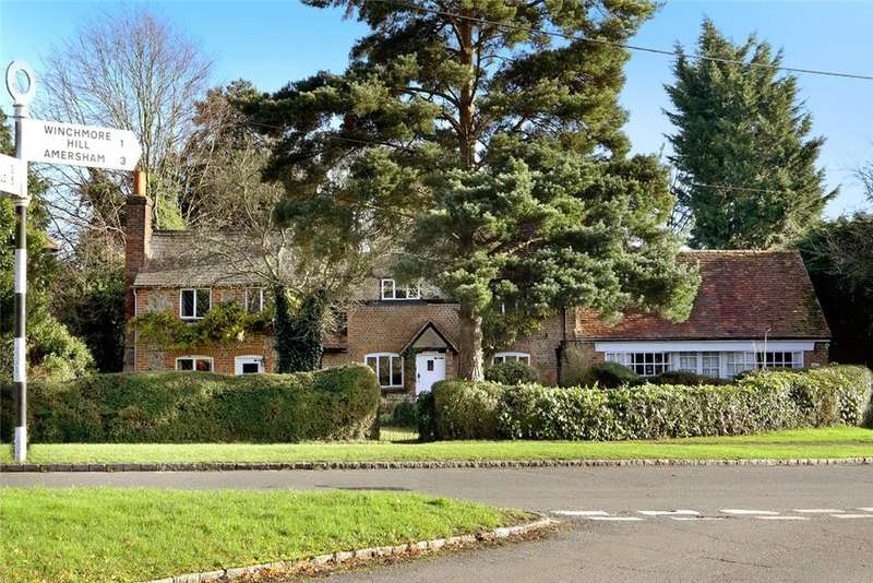 4 Bedrooms Detached House for sale in Penn Street, Amersham, Buckinghamshire, HP7