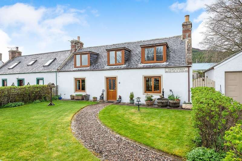 3 Bedrooms Semi Detached House for sale in Church Street, Golspie, KW10