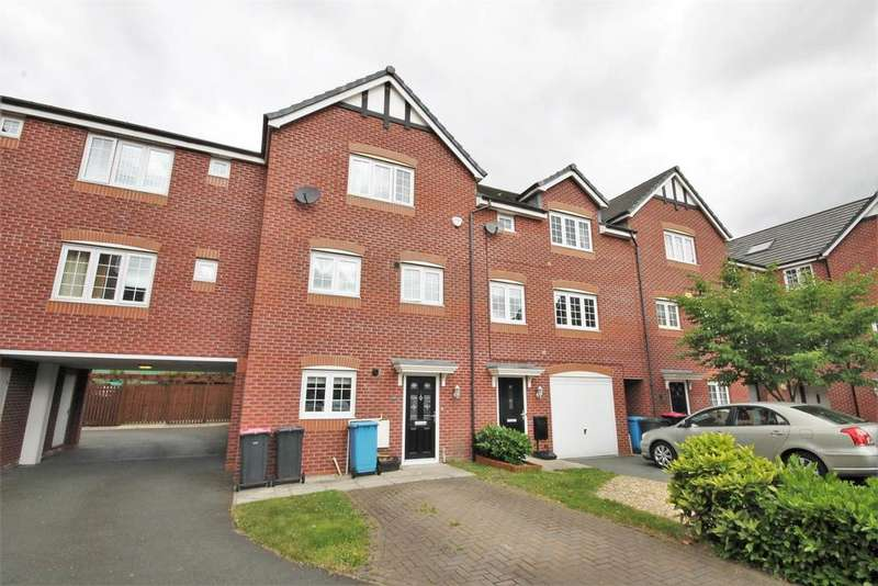 4 Bedrooms Town House for sale in Corbel Way, Monton, Manchester