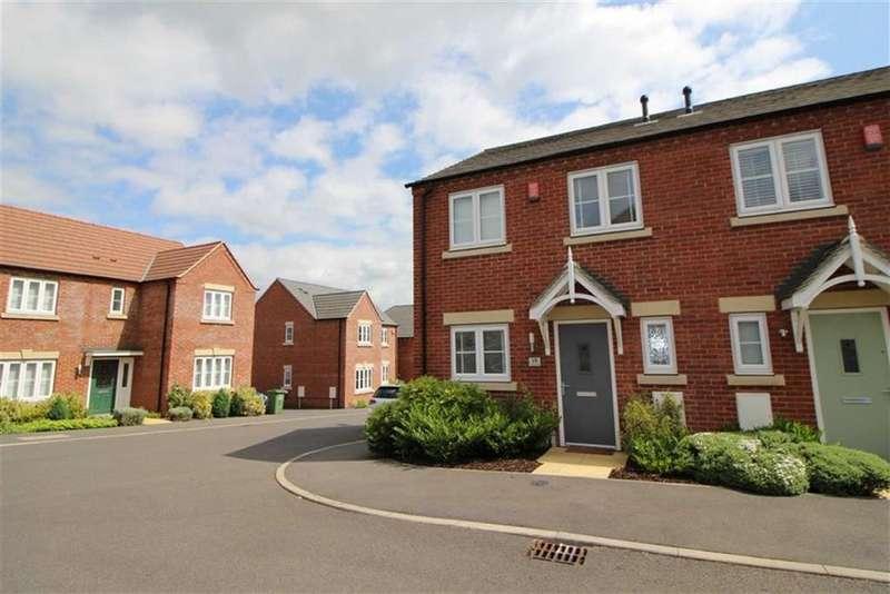 3 Bedrooms Semi Detached House for sale in Dalton Road, Belper, Derbyshire