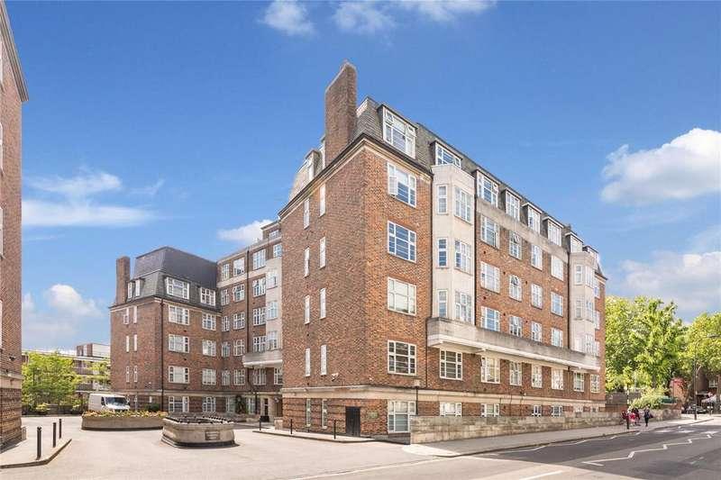 2 Bedrooms Flat for sale in Northways, College Crescent, Belsize Park, London