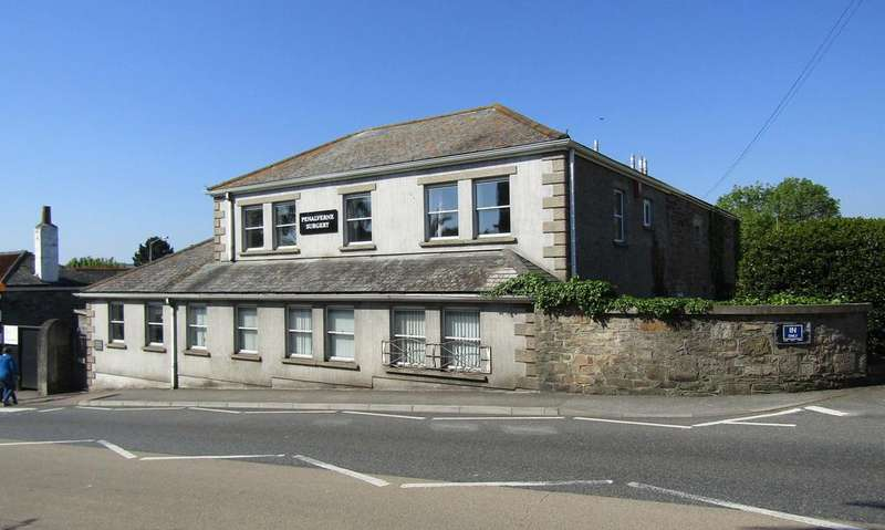 8 Bedrooms Plot Commercial for sale in Residential Development Site, Penalverne Drive, Penzance TR18