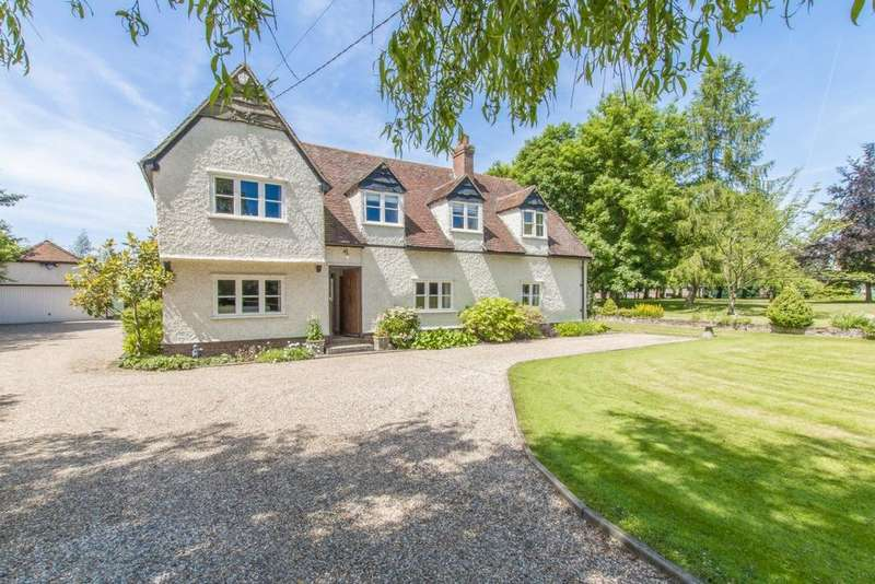 5 Bedrooms Detached House for sale in Kings Court House, Cooksmill Green, CM1