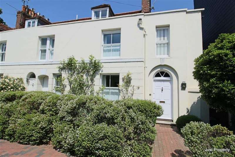 5 Bedrooms End Of Terrace House for sale in Southover High Street, Lewes