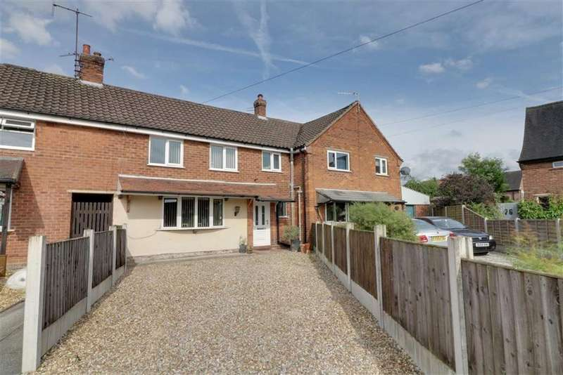 4 Bedrooms Terraced House for sale in Cedar Grove, Winsford, Cheshire