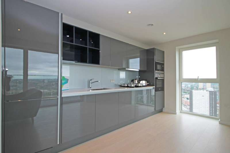 2 Bedrooms Apartment Flat for sale in Cassia Point, Glasshouse Gardens, Stratford E20