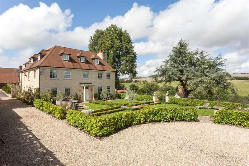 5 Bedrooms Detached House for sale in Lady Down View, Tisbury, Salisbury, Wiltshire, SP3