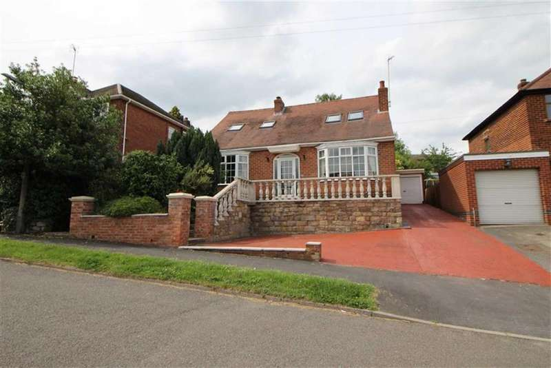 4 Bedrooms Bungalow for sale in Mount Pleasant Drive, Belper