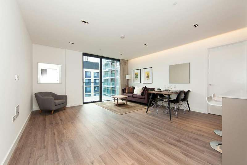 2 Bedrooms Apartment Flat for sale in Cashmere House, Goodman's Fields, Aldgate E1