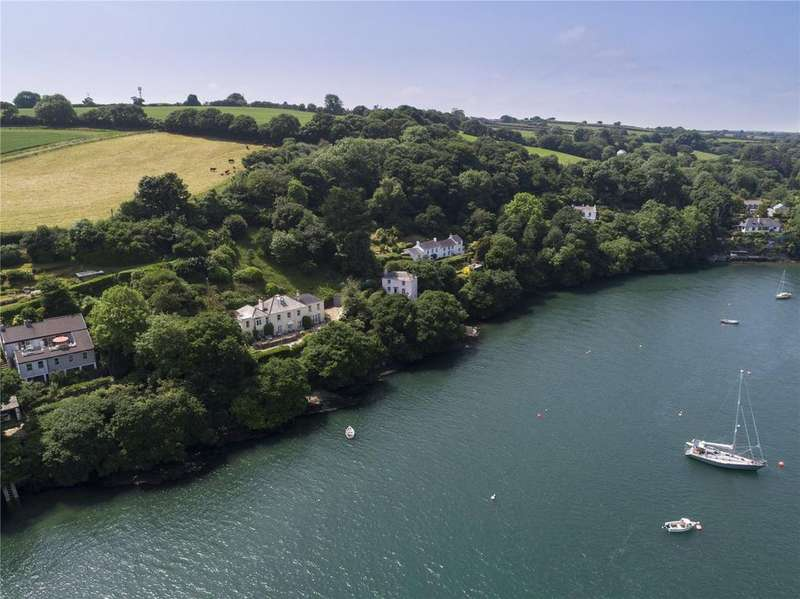 3 Bedrooms House for sale in Restronguet Weir, Mylor, Falmouth, Cornwall, TR11