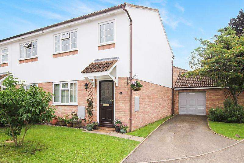 3 Bedrooms Semi Detached House for sale in BELMONT