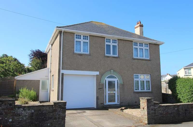 4 Bedrooms Detached House for sale in Windmill Lane, Northam, Bideford