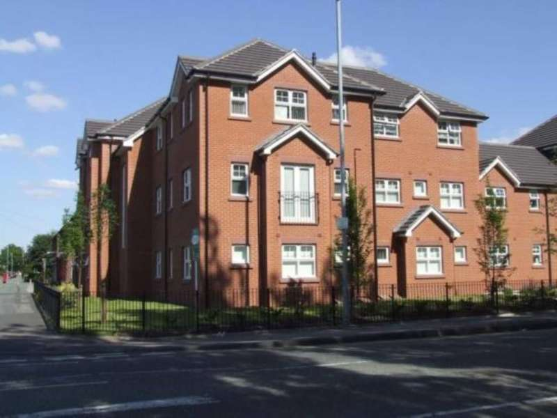 2 Bedrooms Apartment Flat for sale in Victoria Gardens, Latchford, WA4 1TH