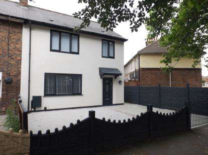 3 Bedrooms End Of Terrace House for sale in Richard Kelly Drive, Walton, Liverpool, Merseyside, L4