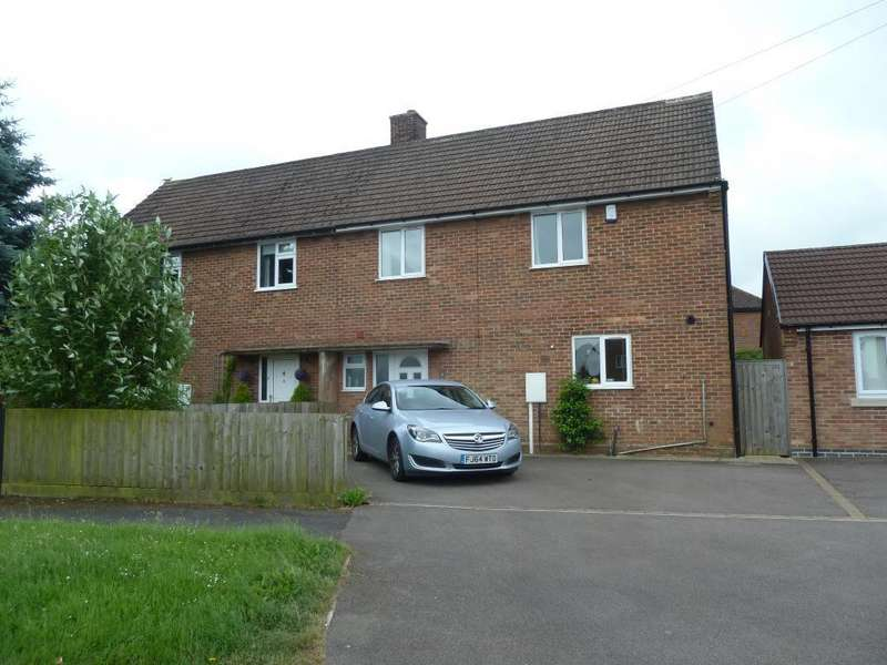 3 Bedrooms Semi Detached House for sale in Waltham on the Wolds