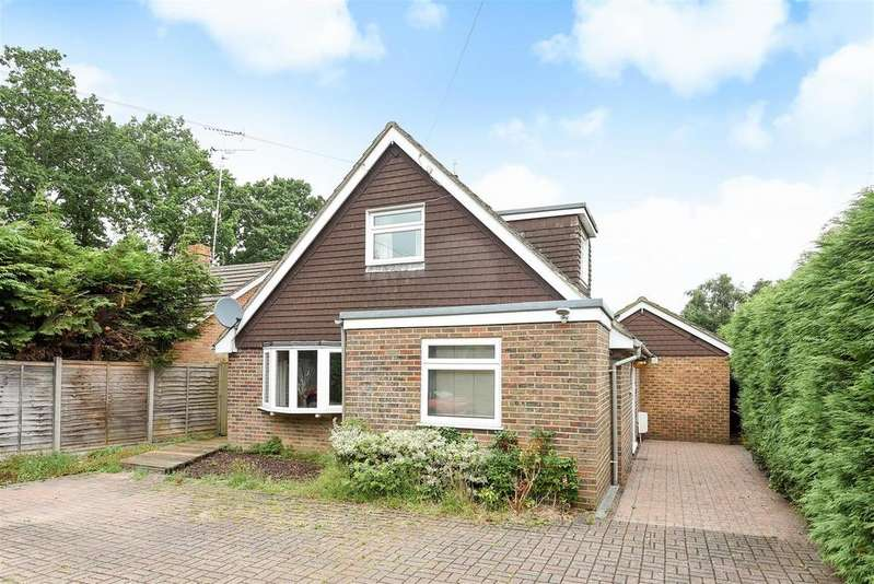 4 Bedrooms Detached Bungalow for sale in Barkham Ride, Finchampstead, Berkshire RG40 4HA