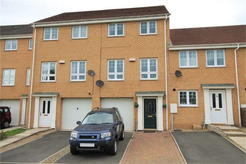 4 Bedrooms Terraced House for sale in Berry Edge Road, Consett, County Durham, DH8