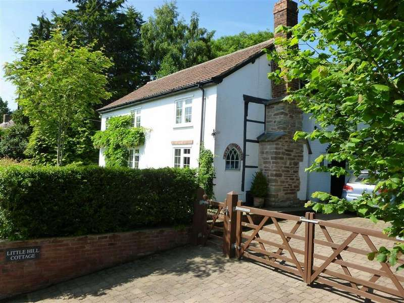4 Bedrooms Cottage House for sale in KINGS PYON, Hereford, Herefordshire
