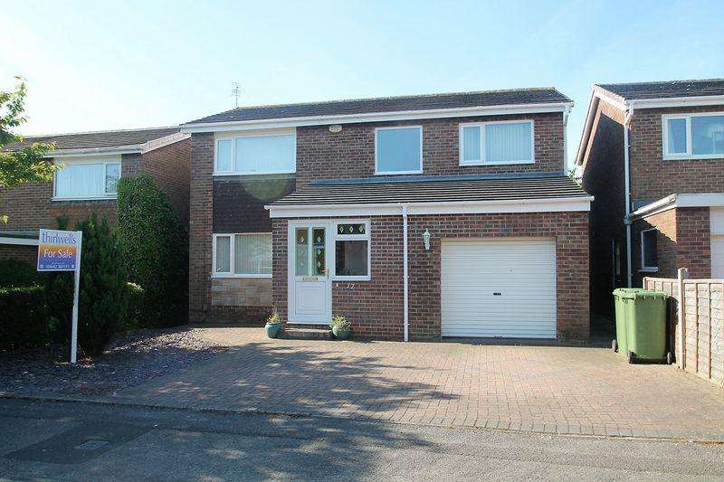 4 Bedrooms Detached House for sale in Carthorpe Drive, Billingham