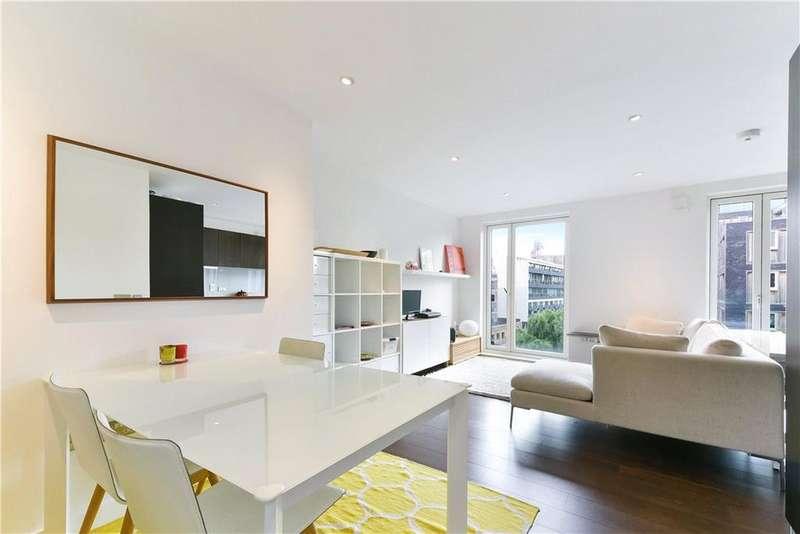 2 Bedrooms Flat for sale in Baldwin Terrace, Angel, London, N1