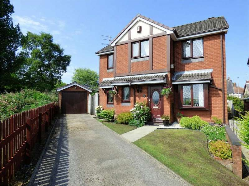 3 Bedrooms Detached House for sale in Arkwright Fold, BLACKBURN, Lancashire