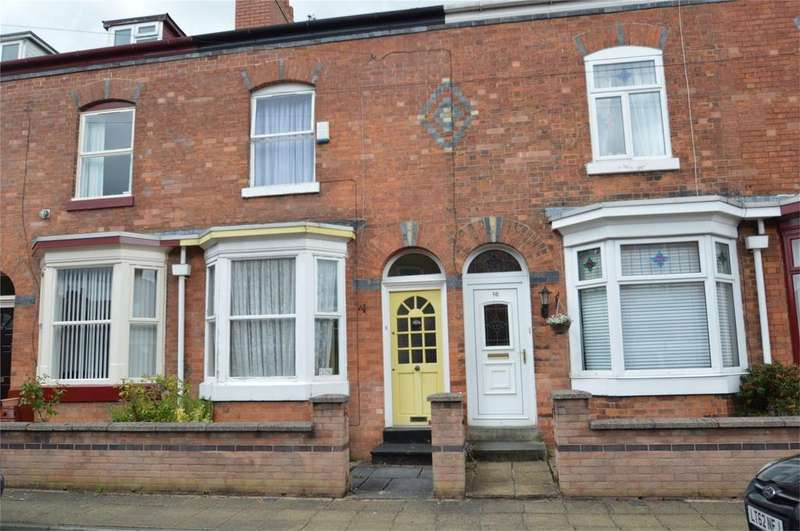 3 Bedrooms Terraced House for sale in Somerset Place, SALE, Cheshire