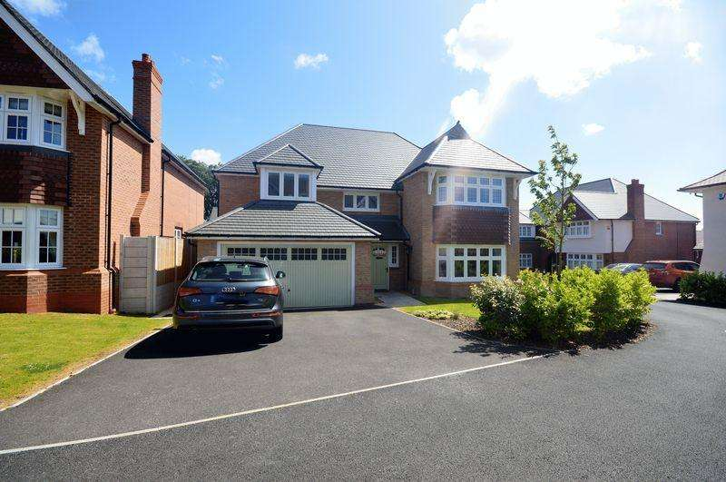 4 Bedrooms Detached House for sale in Winterhill Close, Allerton