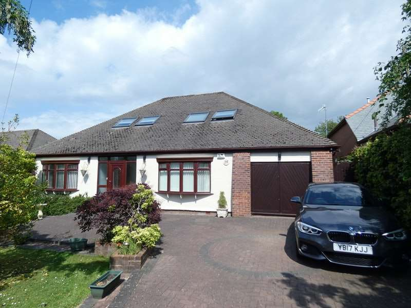 5 Bedrooms Detached House for sale in Sandy Lane, Irby, Wirral, CH61