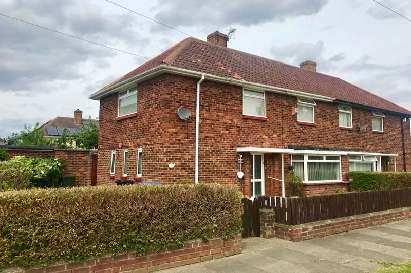 3 Bedrooms Semi Detached House for sale in Hoylake Road, Middlesbrough, TS4