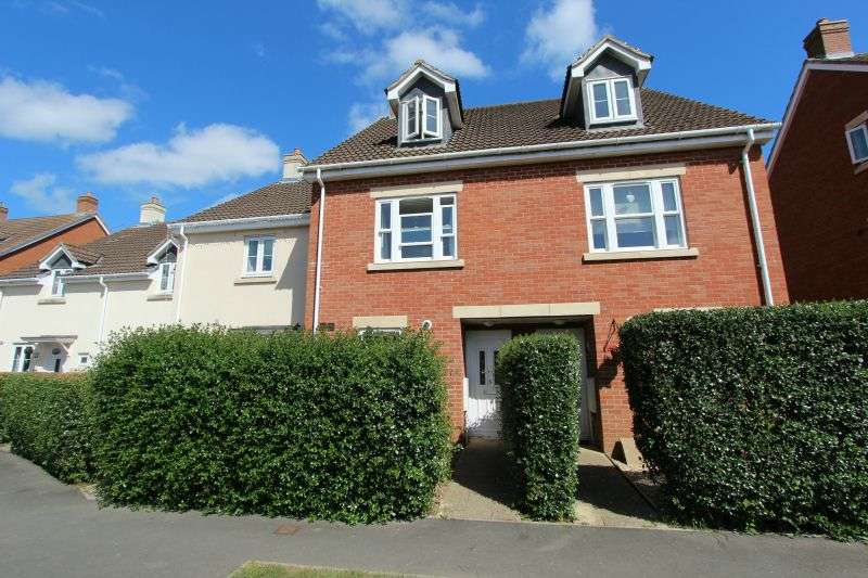 4 Bedrooms Terraced House for sale in DYERS MEADOW, BYES LANE, SIDFORD, SIDMOUTH