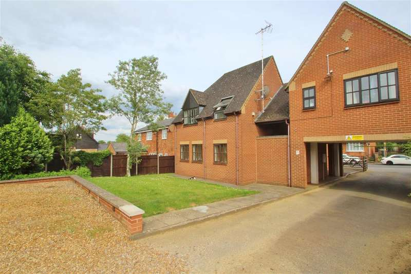 1 Bedroom Apartment Flat for sale in Newmans Courtyard, Main Road, Drayton Parslow