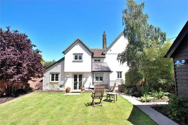 4 Bedrooms Semi Detached House for sale in Rayne, Braintree, Essex