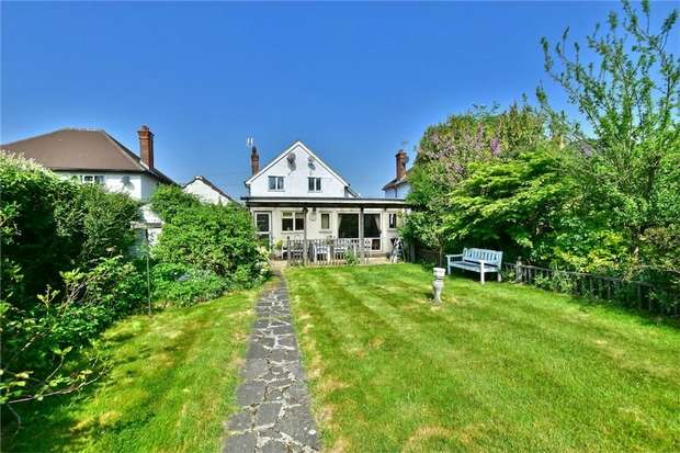 3 Bedrooms Detached House for sale in Syke Ings, IVER, Buckinghamshire