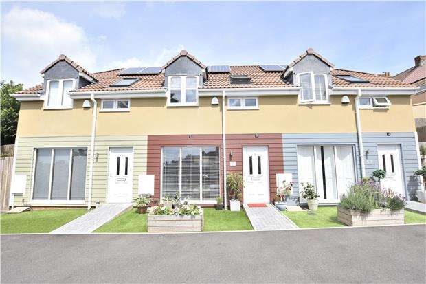 2 Bedrooms Terraced House for sale in Kennard Mews Kennard Rd, Kingswood, BS15 8FL