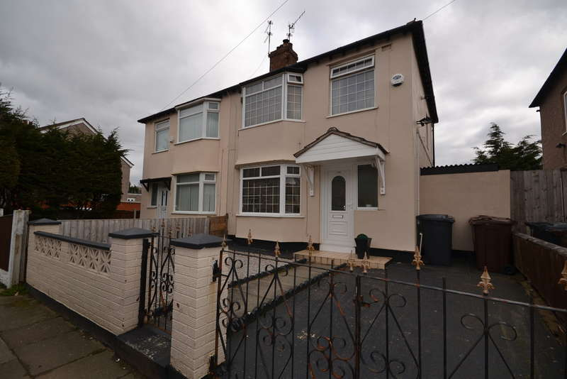 3 Bedrooms Semi Detached House for sale in King Avenue, Bootle, L20