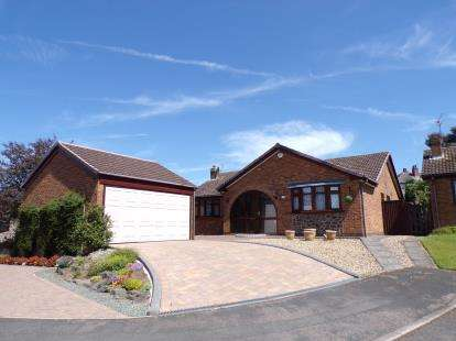 3 Bedrooms Bungalow for sale in The Tofts, Wigston, Leicestershire