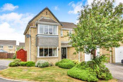 4 Bedrooms Detached House for sale in Leigh Park, Hapton, Burnley, Lancashire