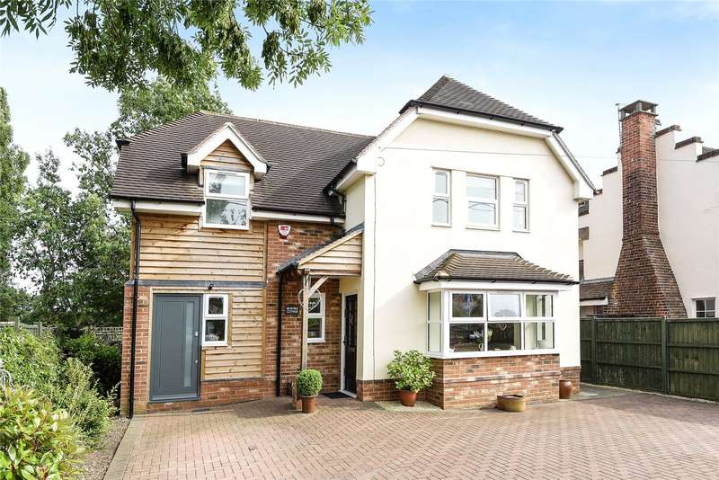 3 Bedrooms House for sale in Hyde End Road, Spencers Wood, Reading, Berkshire, RG7