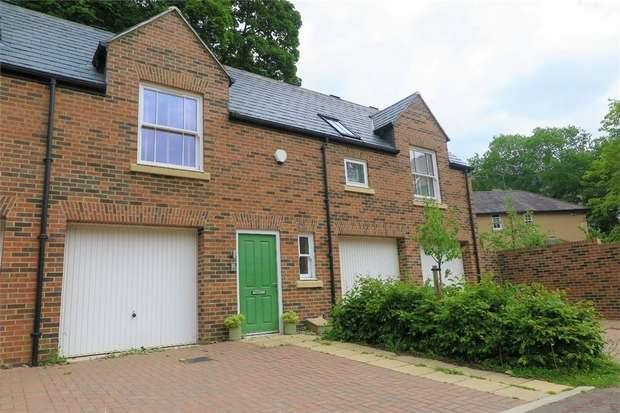 2 Bedrooms Flat for sale in The Bowers, Durham