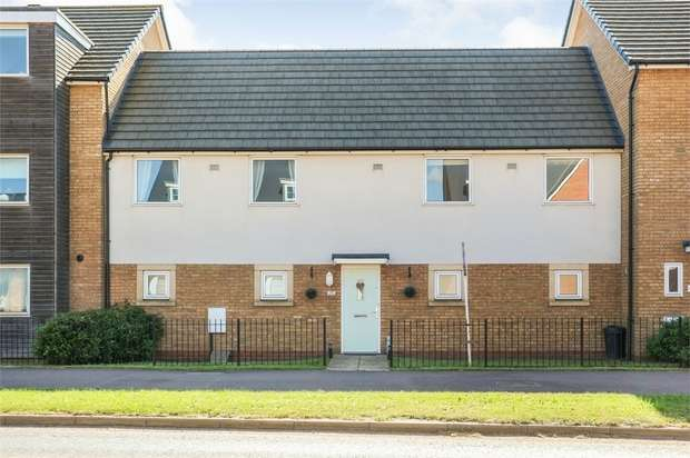 2 Bedrooms Flat for sale in Newport Road, Broughton, Milton Keynes, Buckinghamshire