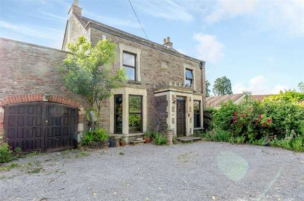 3 Bedrooms Detached House for sale in Barry Road, Oldland Common, Bristol, Gloucestershire